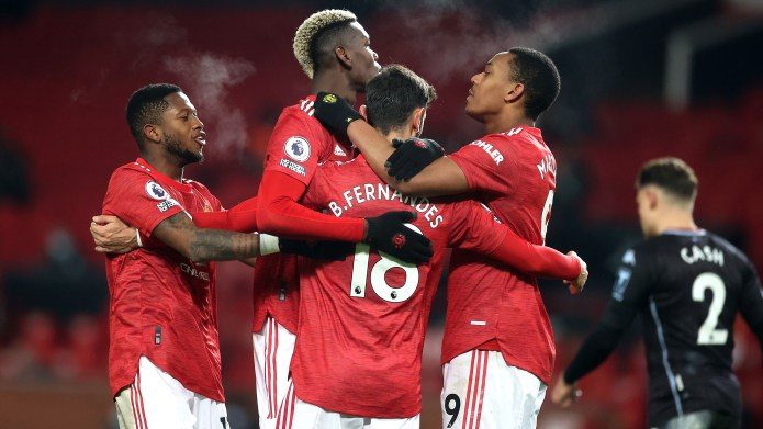 Jelang Hadapi Liverpool, Manchester United Tengah Berada Dalam Performa Bagus
