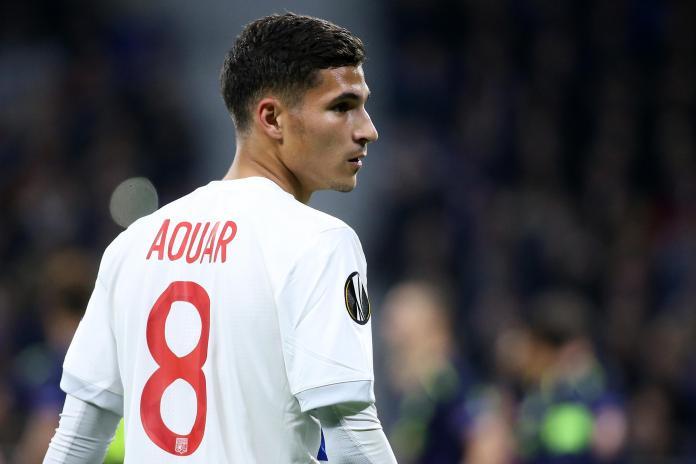 Houssem Aouar Sangat Ingin Bergabung ke Real Madrid atau Barcelona