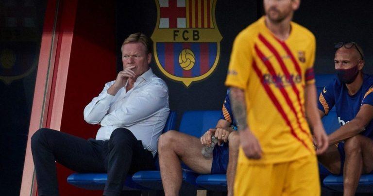 Tanggapan Ronald Koeman Soal Masa Depan Lionel Messi di Barcelona