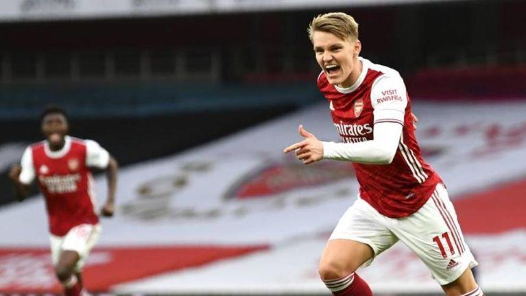 Calum Chambers Klaim Martin Odegaard Bahagia di Arsenal