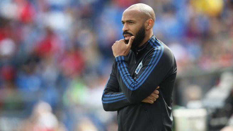 Thierry Henry Tidak Menutup Kemungkinan untuk Menjadi Pelatih Celtic