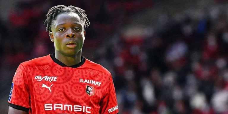 Penyerang Rennes Mengklaim Pernah Tolak Tawaran dari Tiga Klub Premier League