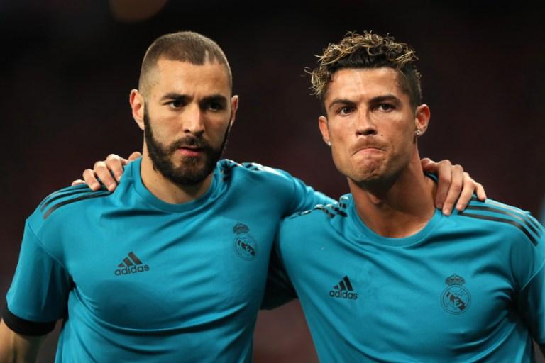 Karim Benzema Senang Pernah Berkesempatan Bermain dengan Cristiano Ronaldo