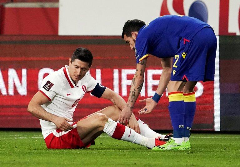Eric Choupo-Moting Merasa Bayern Munchen Sangat Membutuhkan Robert Lewandowski Saat Ini