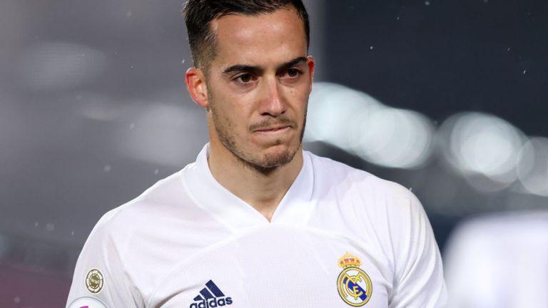 Cedera Saat Menghadapi Barcelona, Lucas Vazquez Absen sampai Akhir Musim