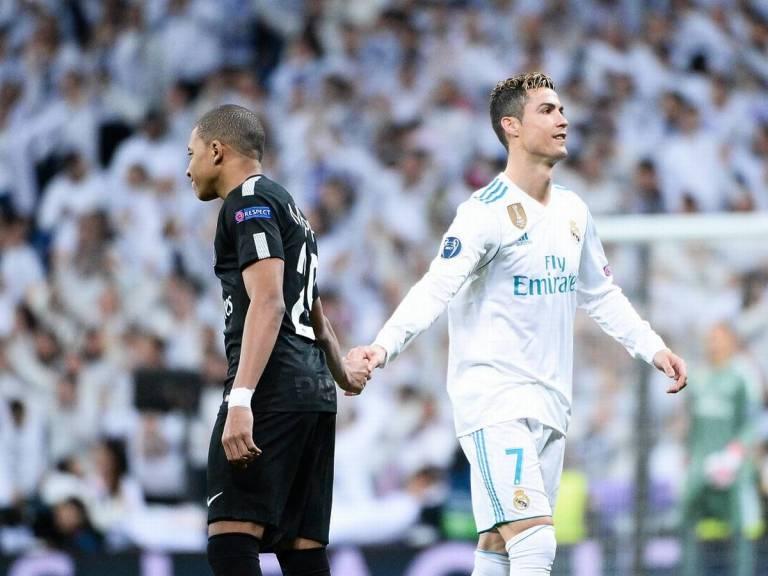 PSG Kemungkinan Besar Rekrut Cristiano Ronaldo Sebagai Pengganti Kylian Mbappe