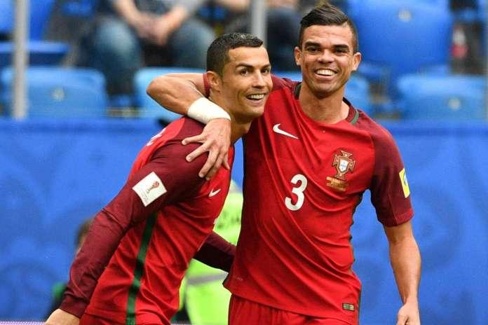 Pepe Merasa Cristiano Ronaldo Masih Bahagia Berseragam Juventus