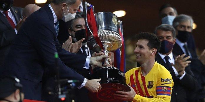 Daftar 10 Pesepakbola Paling Berprestasi Sepanjang Masa: Juara Copa Del Rey, Lionel Messi Berada di Peringkat Kedua