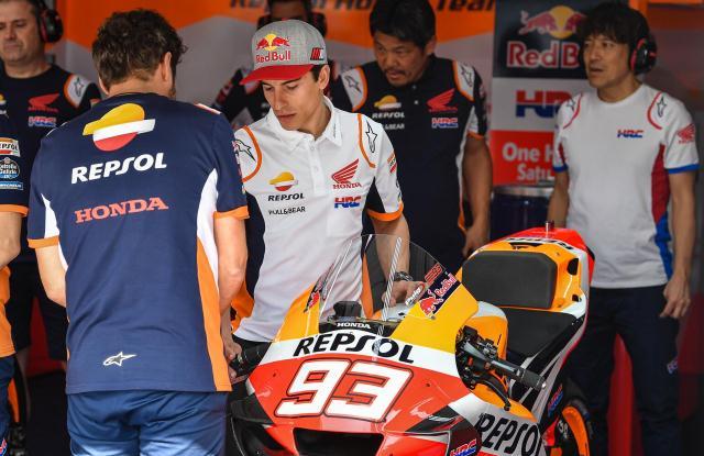 Jelang MotoGP Spanyol 2021, Ini Modal Marc Marquez