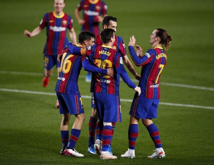 Lionel Messi Yang Tidak Egois Melepaskan Peluang Hat-trick, Membiarkan Griezmann Mencetak Gol dalam Kemenangan Barcelona