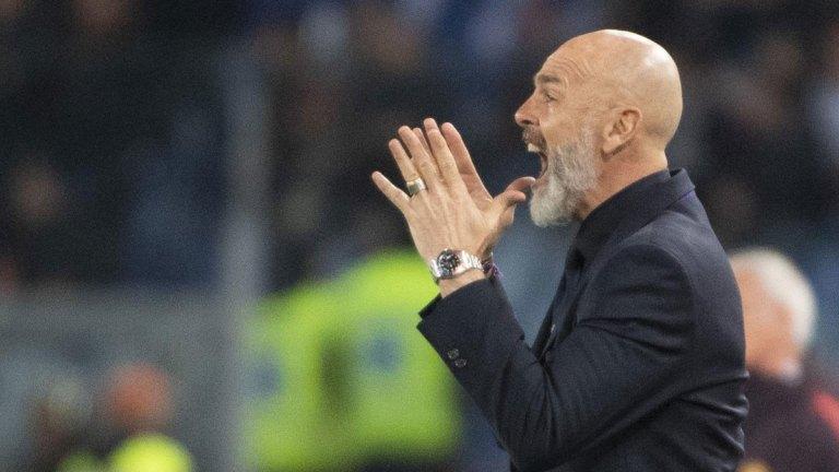 Stefano Pioli Kurang Puas Dengan Penampilan AC Milan setelah Ditahan Imbang Sampdoria