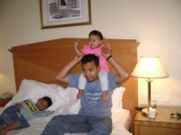 067 (jump up with my dad)