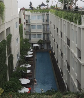 The One Legian Pool