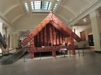 Traditional Maori House 1
