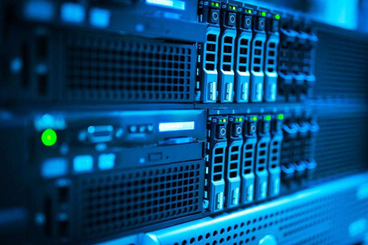 Foto Dedicated Server