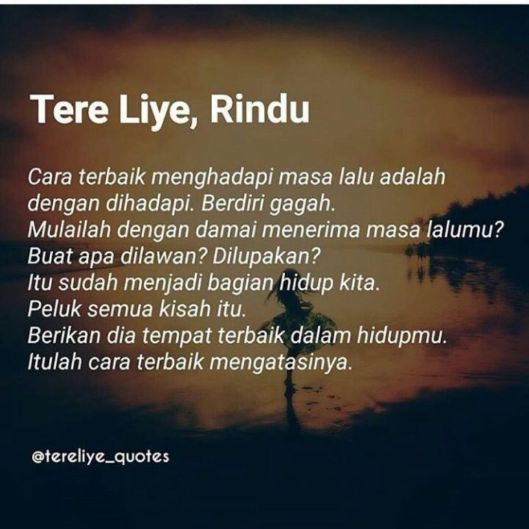 Quotes Bang Tere Liye