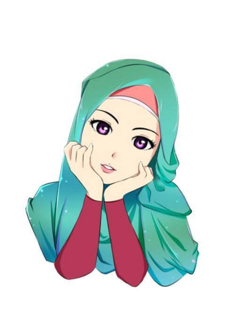 Download 51 Wallpaper Hijab Cantik Gratis