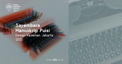 Lomba Puisi DKJ Dewan Kesenian Jakarta