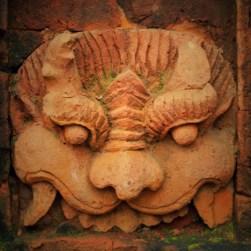 Terracota Kala (God of Time)