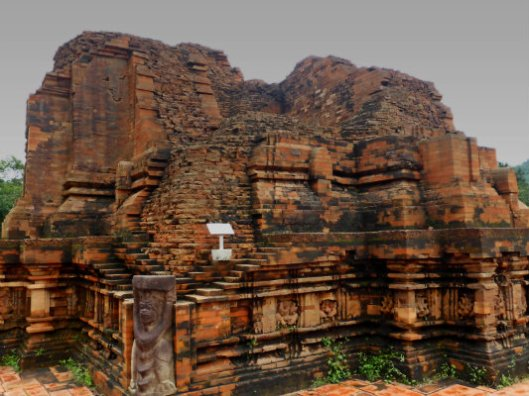 Main Temple Group G