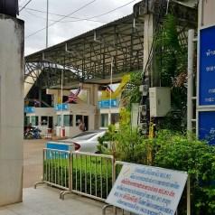 Thai - Lao PDR Border