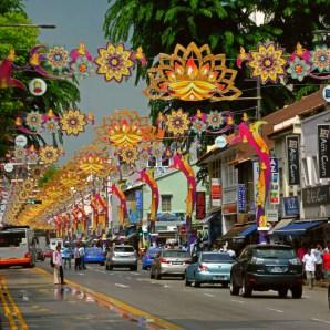 Beautiful Serangoon Rd at midday