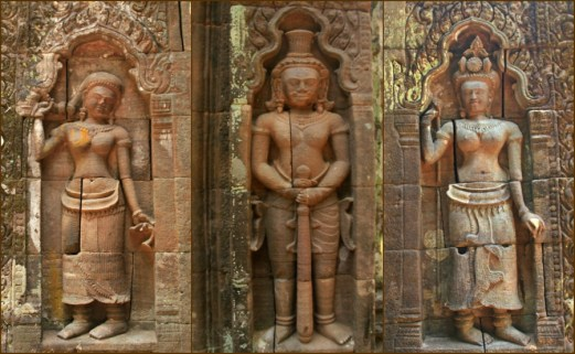 The Temple Guards