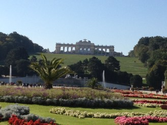 Gloriette on the Top