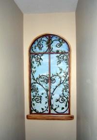 Trompe L'oeil Windows | Muralist Debbie Cerone | Wall Murals