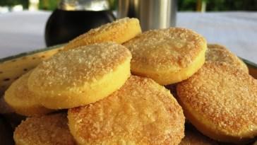 Bizcochitos de grasa sin gluten