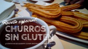 churros sin gluten