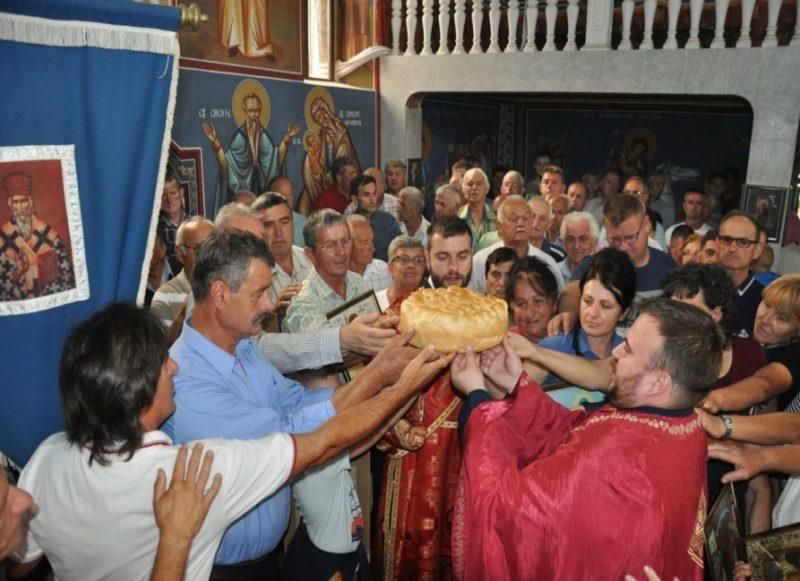 Petrovdan slava u Cerovici