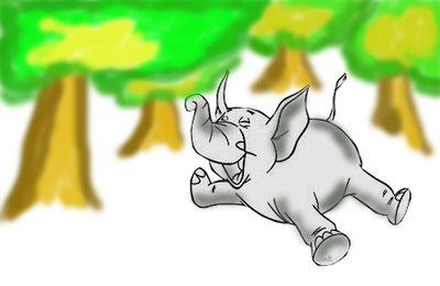 Cerpen Mimpi Anak Gajah