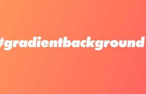 gradient background