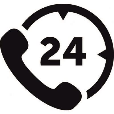 Atención las 24 hs Cerraduras Electrónicas