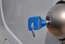 Cerraduras profesionales para la seguridad de vehículos industriales