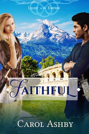 Faithful by Carol Ashby cover