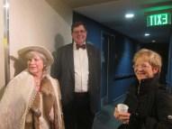 Cookie Reese, xx, and Ann Lehman.