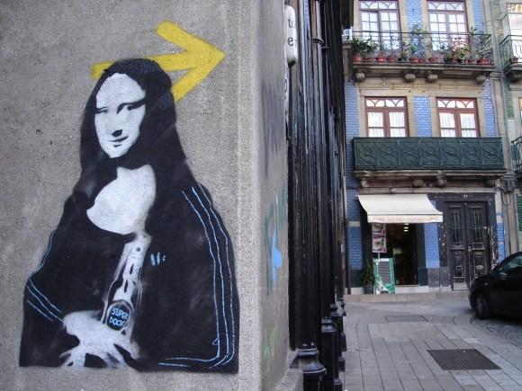 MonaLisaGraffiti