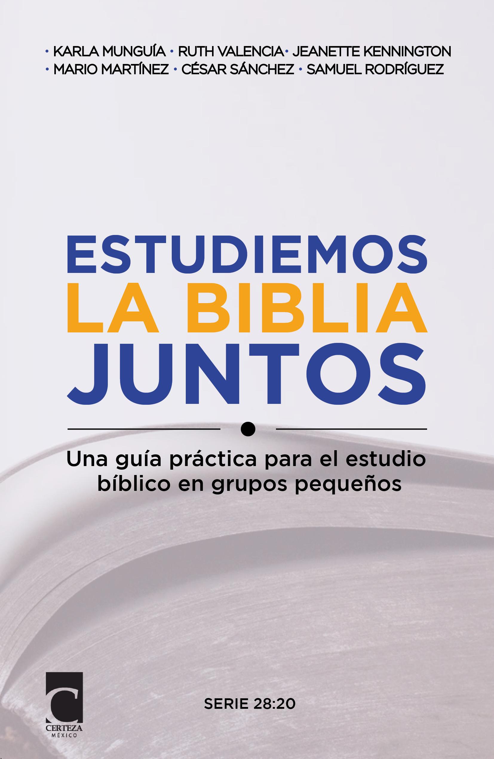 Estudiemos la Biblia juntos