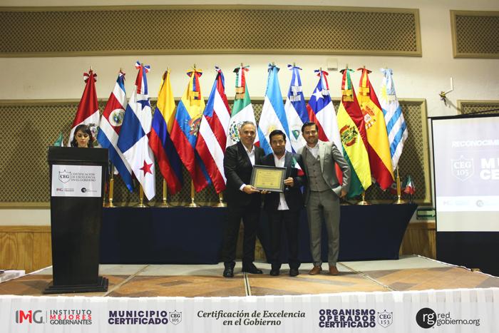 Certificaciones SEP Centro de Evaluación del Instituto Mejores Gobernantes AC Secretaría de Educación Pública de México Red Conocer
