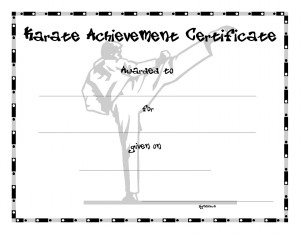 Certificate Template for Kids-Free Printable Certificate
