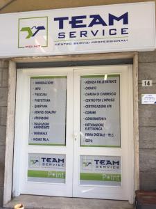 Team Service Ariccia