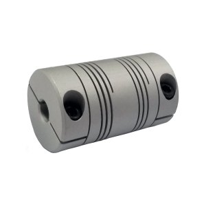 Helical DS Series Double Start Flexible Beam Couplings