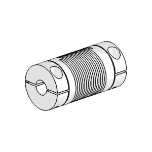 Helical U-Joints