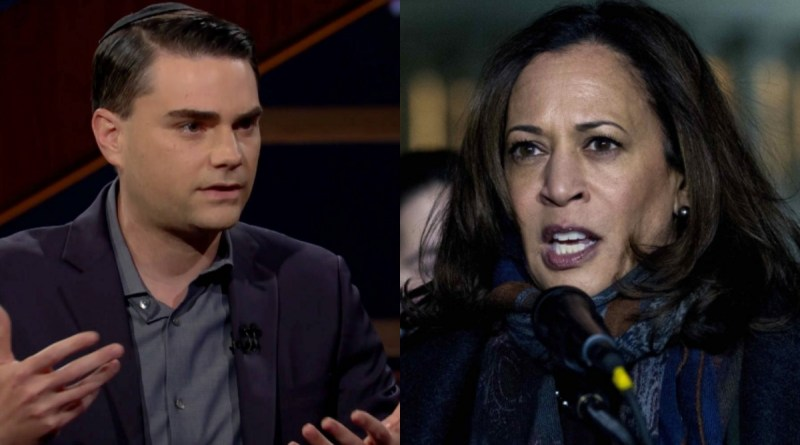 Ben Shapiro goes NUCLEAR at Kamala Harris