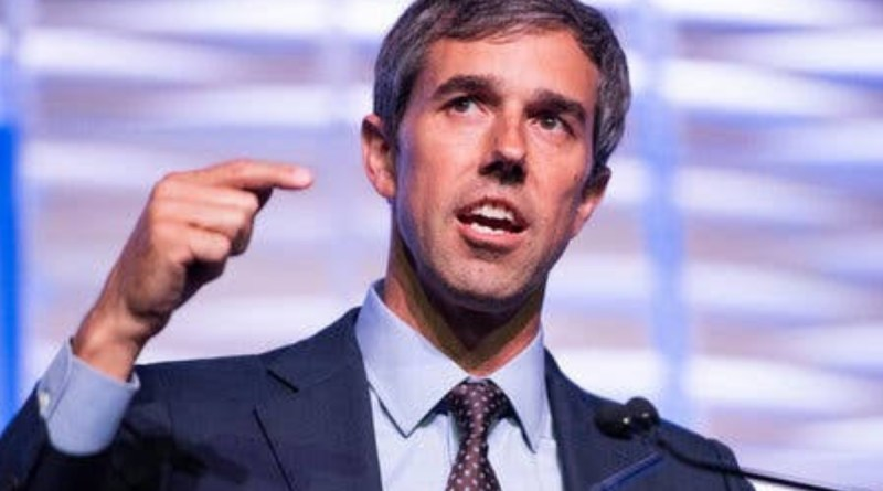 "2020 Democrat Presidential Candidate  Robert ""Beto"" O'Rourke announced he will enact"