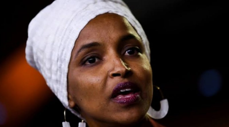 Ilhan Omar Persuades Twitter to Take Down Trump's Account