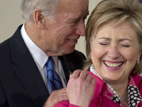 Hillary Clinton Joe Biden