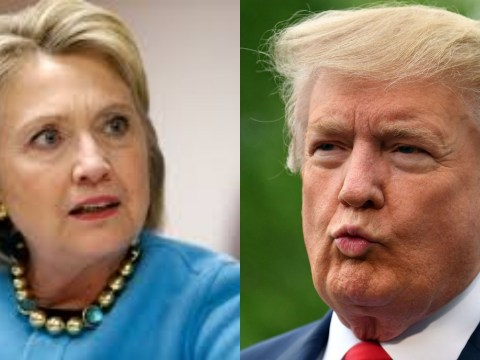 Triggered Hillary Clinton dares Trump with a 2020 Rematch